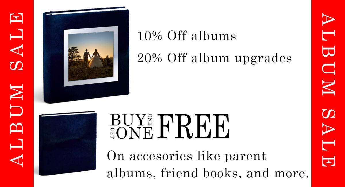 End of the Season Album Sale!