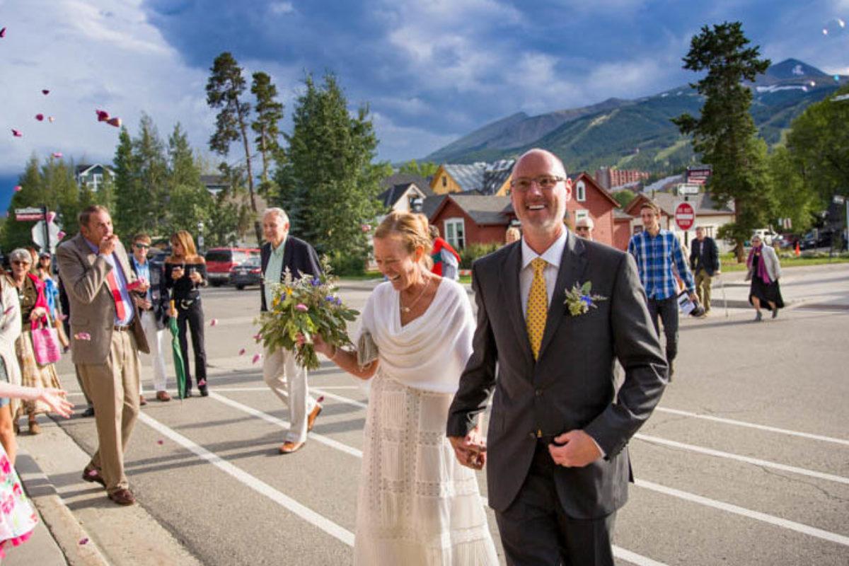 Jenny and Randy's Breckenridge Wedding