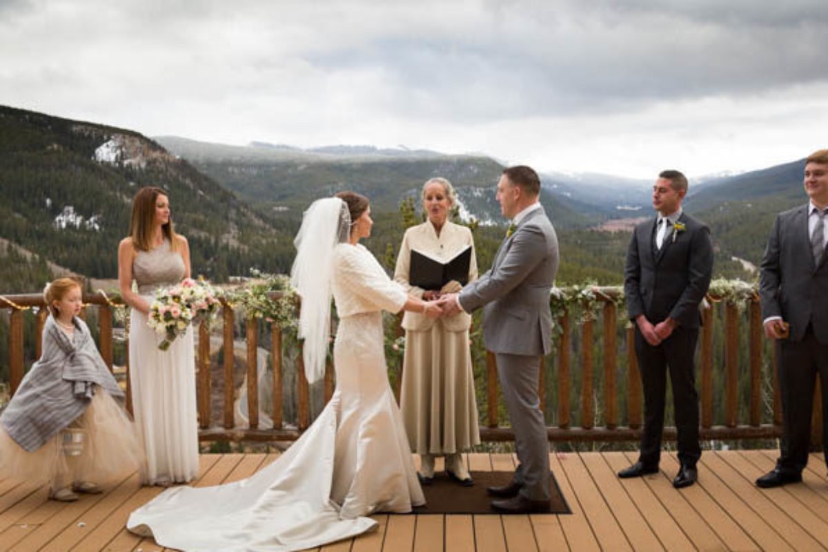 Lindsey and Jason's Breckenridge, Colorado Wedding
