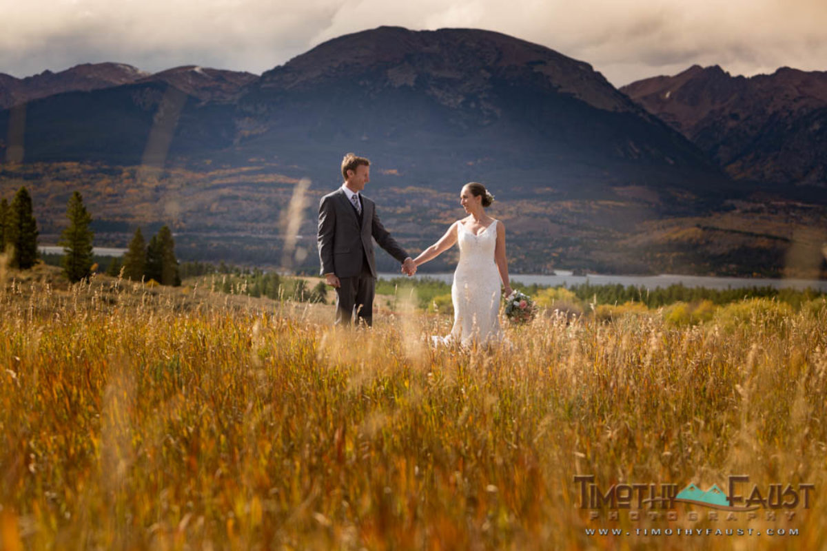 Tait and Beth's Mountain Elopement