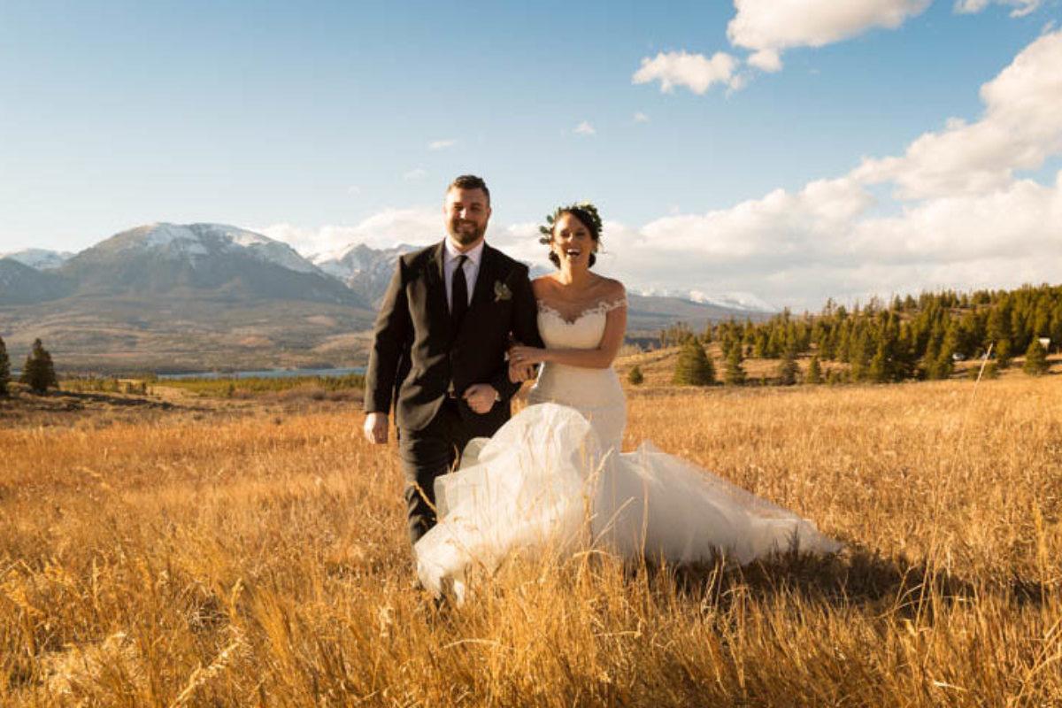 Elyse and Kerry's Breckenridge Wedding