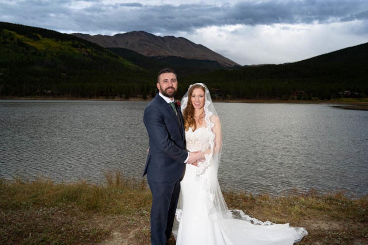 Holly and Evan's Breckenridge Colorado Wedding