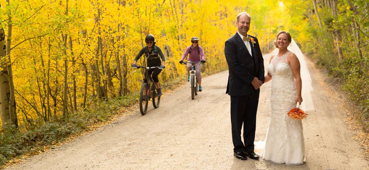 Kim and Joe's Breckenridge Wedding