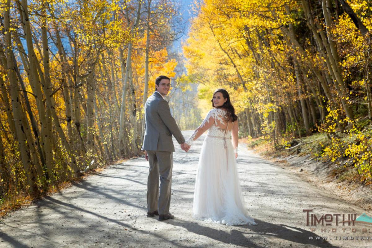 Chelsea and Andrew's Breckenridge Colorado Wedding
