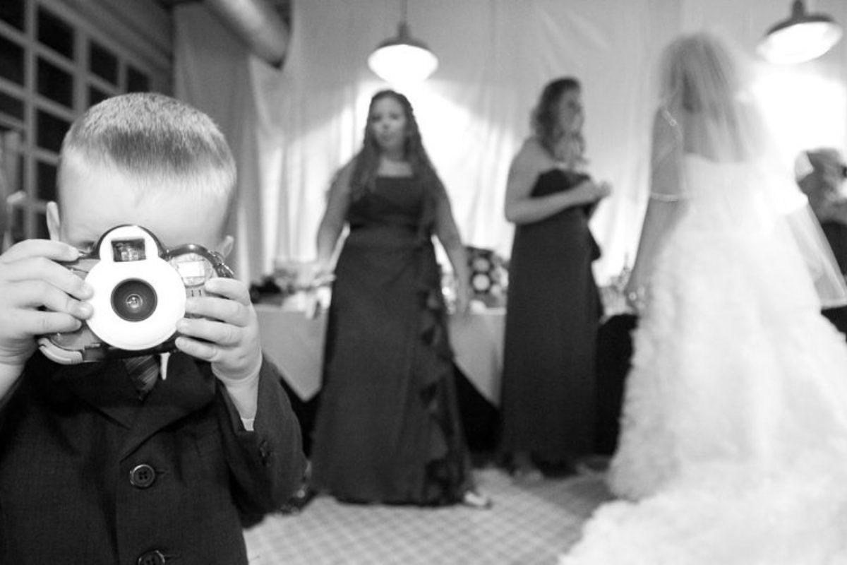 Unplugged Weddings and why I don't Care