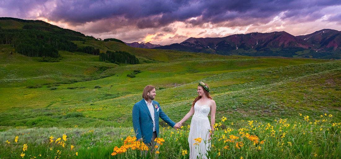 Lizzy and Ben's Crested Butte Wedding