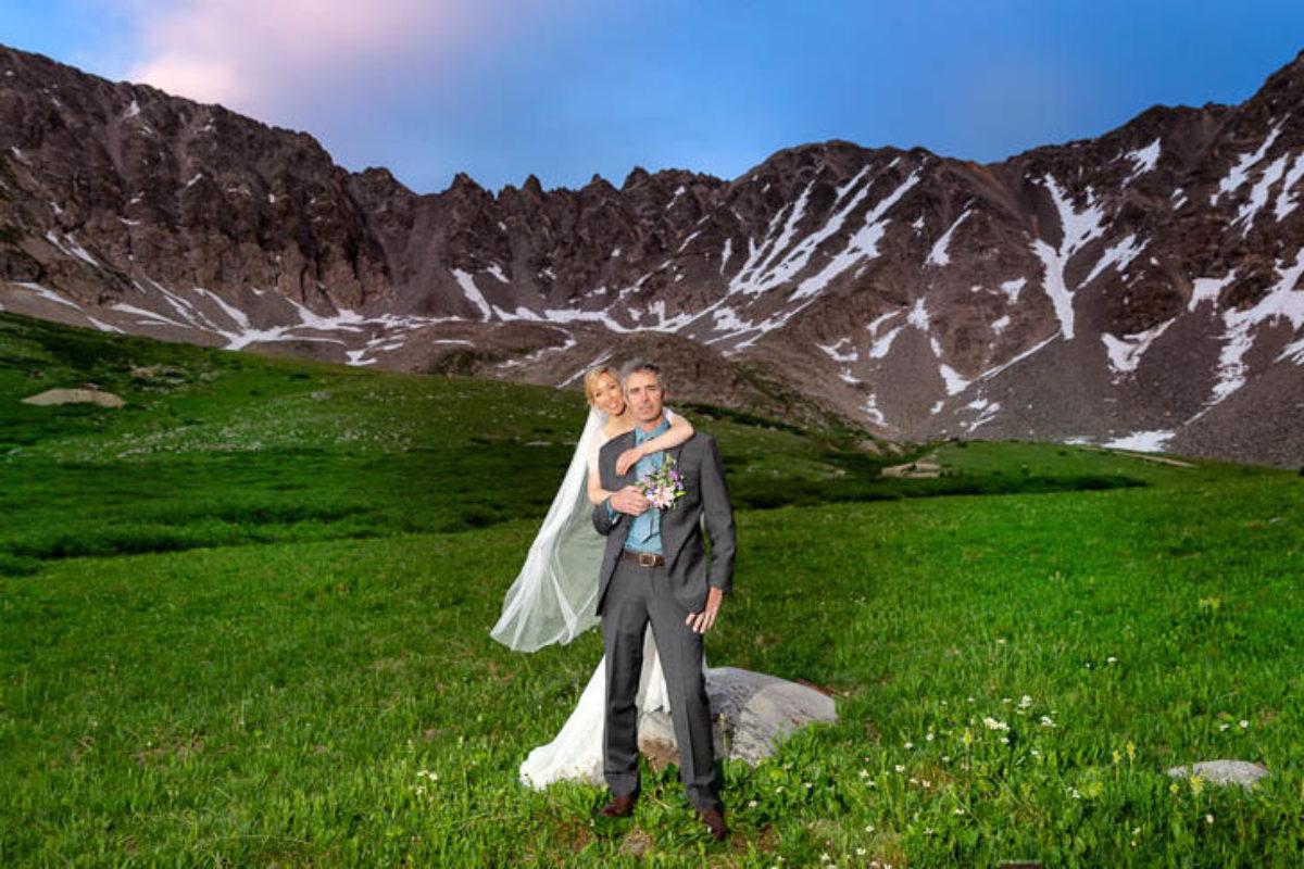 Steve and Kelly's Frisco, Colorado Wedding
