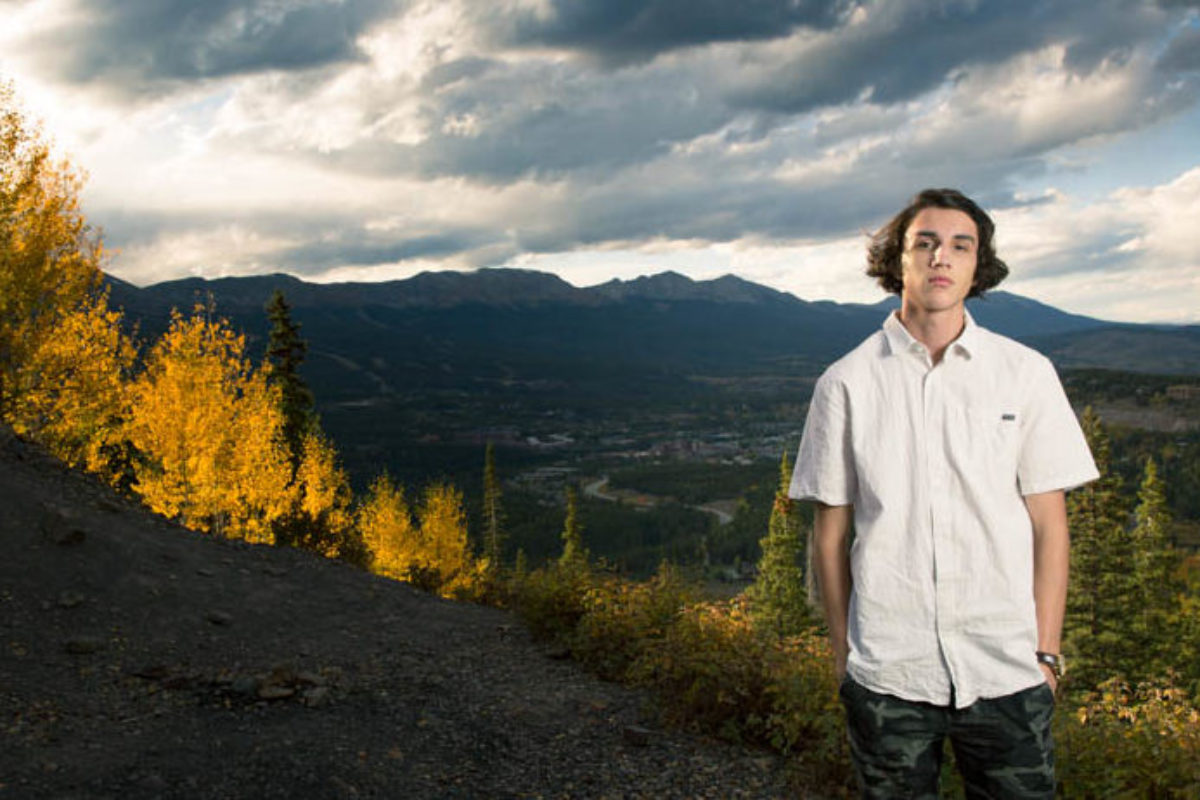 Advice for Colorado Senior Portraits